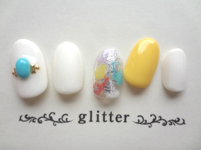 ビビット塗りかけ(池袋¥5900)