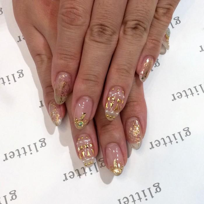 My nail☆clear!