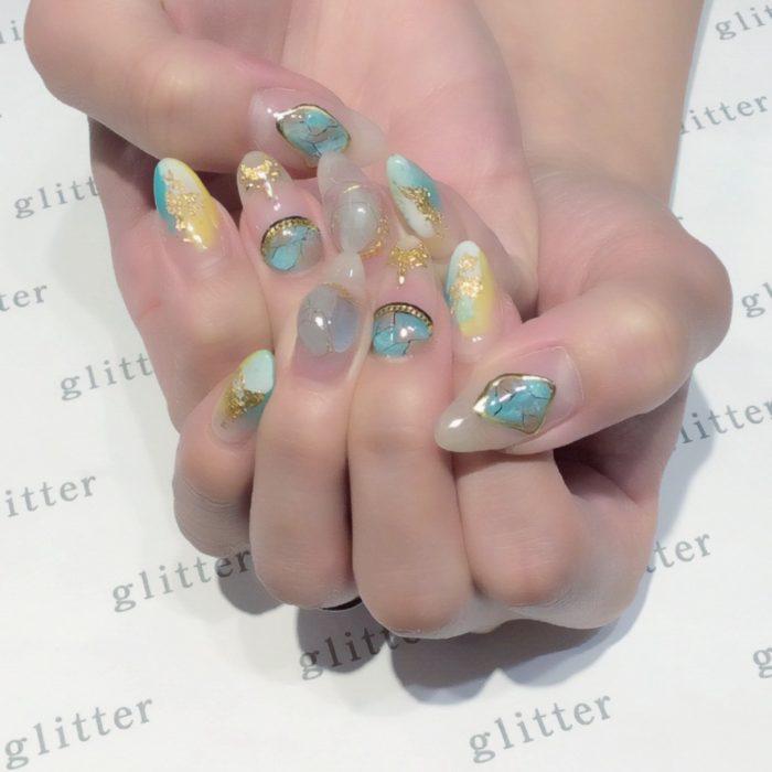 my nail☆