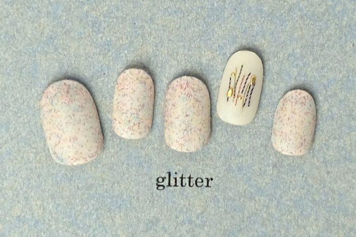 毛糸nail